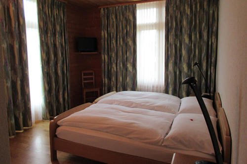 Double room Hotel Alpenrose