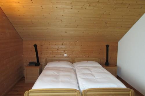 Vierbett Zimmer Hotel Alpenrose