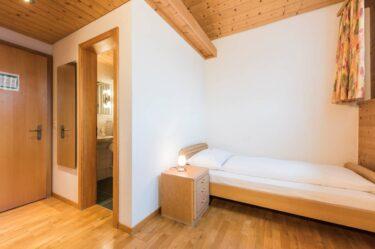 Raumansicht Einzelzimmer