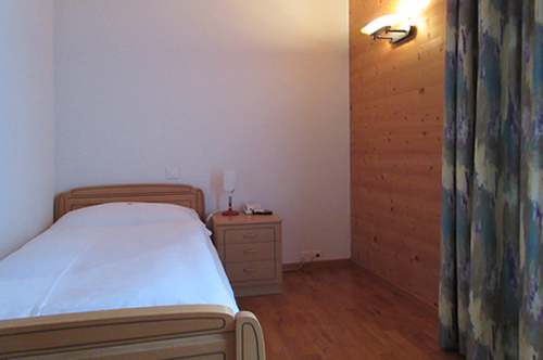 Single room Hotel Alpenrose