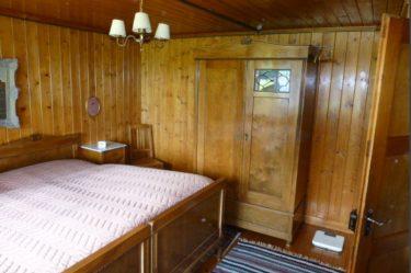 Appartement 1 - Schlafzimmer