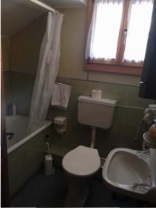 Badezimmer Appartement Landgasthofalpenrose